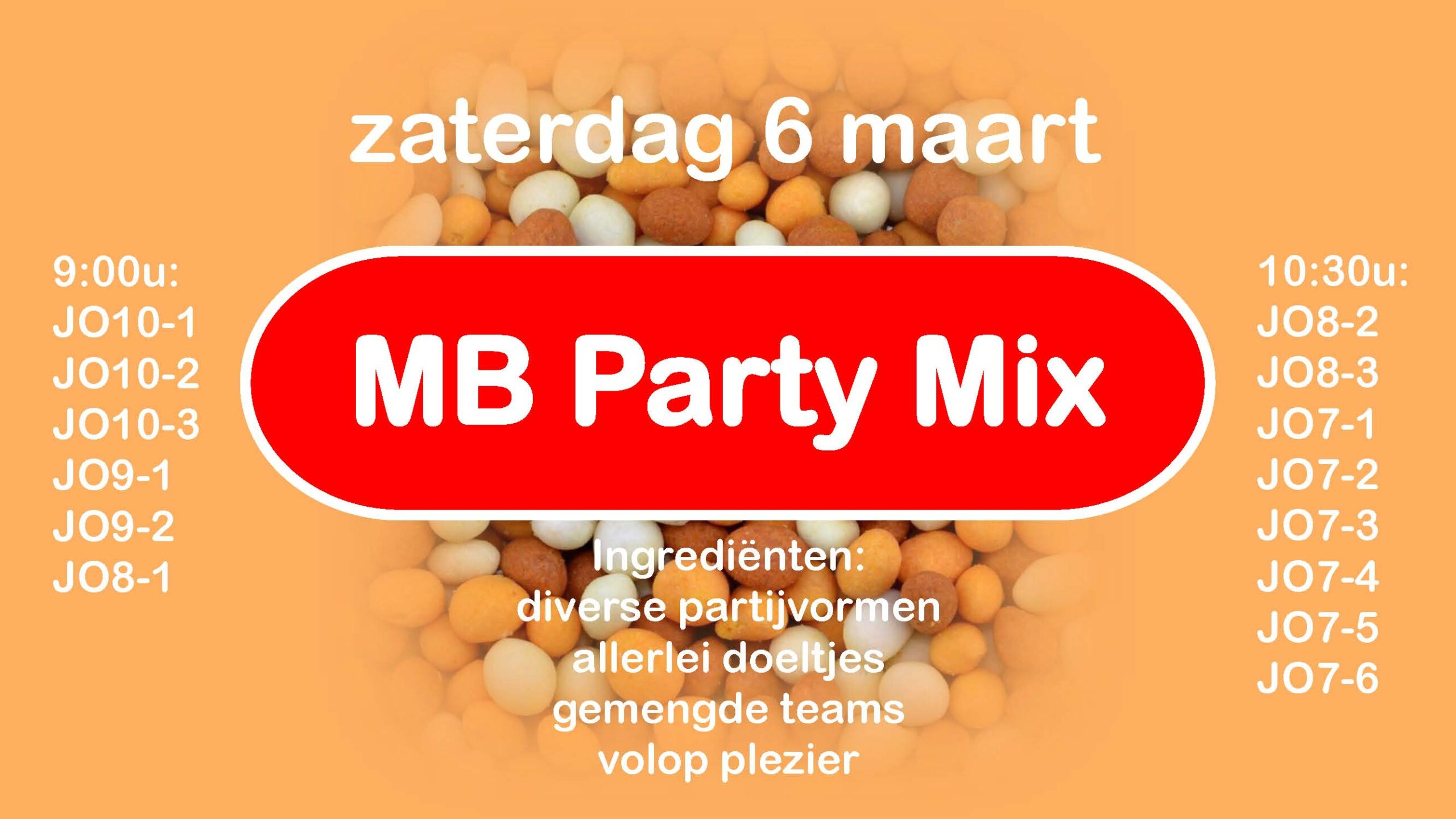 MB Party Mix